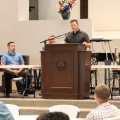 Brian Frye Addresses Ohio Mission Council