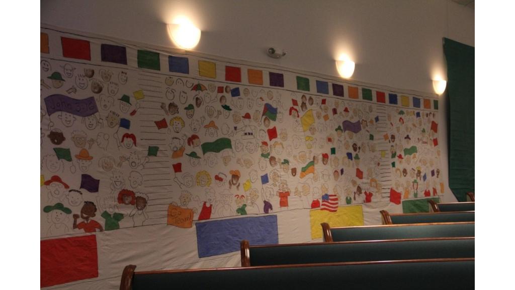 Fans Wall 1