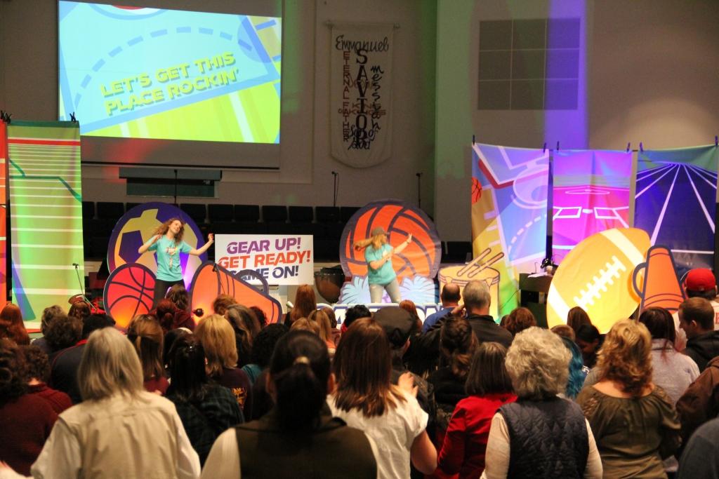 Opening Worship Session